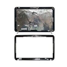 NUOVO LCD della copertura posteriore nero/LCD cornice bezel Per HP Pavilion DV6 DV6 6000 665288 001 640417 001