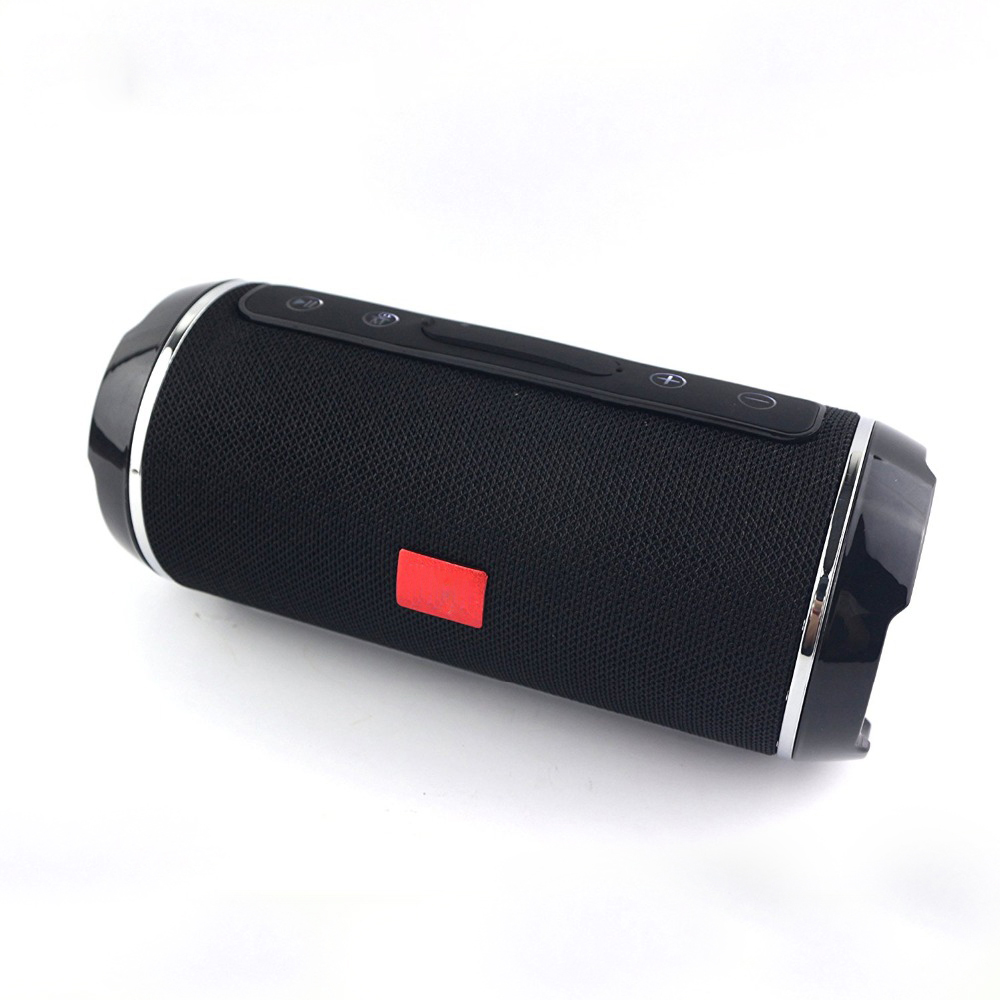 Waterproof HIFI Bluetooth <font><b>Speaker</b></font> Outdoor Bicycle Portable Subwoofer Bass Wireless Mini Column Box with FM for huawei xiaomi image