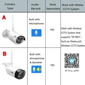 Image 5 - Hiseeu caméra de sécurité WiFi sans fil 1080P IP, lentille 3.6mm, étanche pour Hiseeu, kit de système de vidéosurveillance sans fil, vue par application Pro
