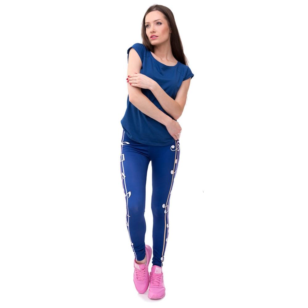 Brands Women Fashion Legging Aztec Round Ombre Printing leggins Slim High Waist  Leggings Woman Pants 58