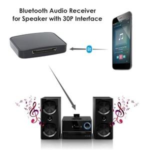 Image 4 - جهاز استقبال للموسيقى بلوتوث لاسلكي مصغر 30Pin BT4877 5.0 A2DP محول الصوت لبوس Sounddock II 2 IX 10 مكبر الصوت المحمول