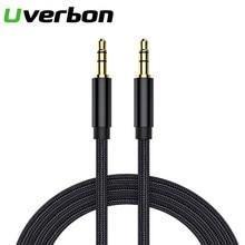 3,5mm Jack Audio Kabel Jack Stecker Auf Stecker Audio Aux Kabel 3,5mm Lautsprecher Verlängerung Kabel Für Kopfhörer Auto PC CordSpeaker