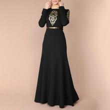 Muslim women's clothes are Arab clothes jelaba femme musulman dress kaftan mujer