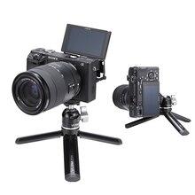 Mini Tablet Metall Stativ mit Einstellbare Kugelkopf für Osmo Mobile 3 Gimbal Zubehör iPhone Andriod DSLR Kamera Stativ Kit