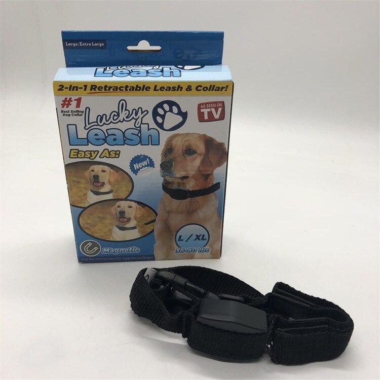 TV New Products Dog Neck Ring Pet Dog Pet Cat Nylon Webbing Bell Pet Telescopic Neck Ring Pet Supplies