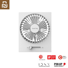 "Youpin  Smartfrog Charging Folding USB Fan 4"" Mini Fan Portable Fan Mute Strong Winds for Summer Heat Home Office"