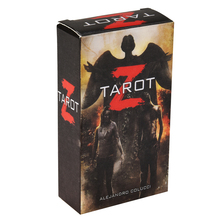 Tarot Z Deck Cards help you escape the clutches of the undead becoming interested in the mystery and magic of divination the daring escape of the misfit menagerie