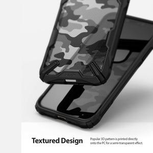 Image 3 - Ringke Fusion X für iPhone 11 Fall Heavy Duty Schock Absorption Transparent Harte PC Zurück Weiche TPU Rahmen Abdeckung