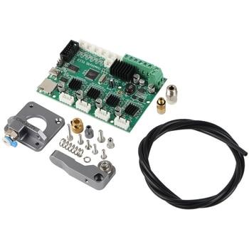 3D Printer Control Board Mother Board V1.1.5 Silent Mainboard MK9 Extruder Upgrade Aluminum for Ender-3 / Ender-3 Pro / Ender-5
