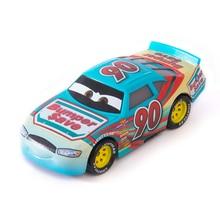 цена на Disney Pixar Car 3 Car 2 McQueen Car Toy 1:55 Die Cast Metal Alloy Model Toy Car 2 Children's Toys Birthday Christmas Gift