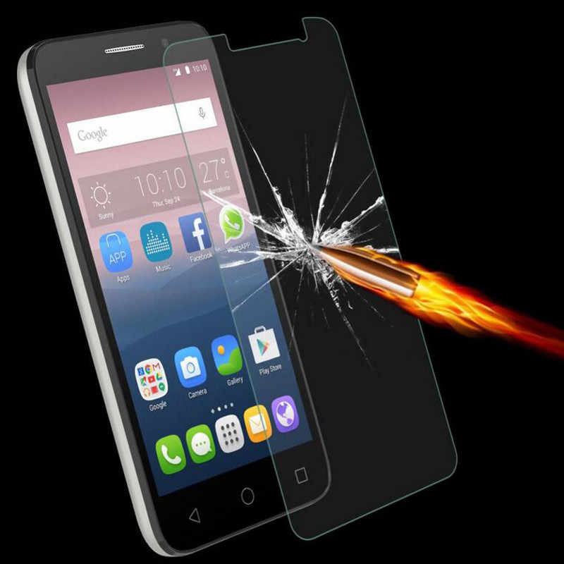 "9H Premium temperli cam Alcatel One Touch Pixi 4 için (5) 5010 pixi4 5.0 ""5010D 5045D 3G 4G PIXI3 5 OT 5065D POP 3 5.0 5015D"