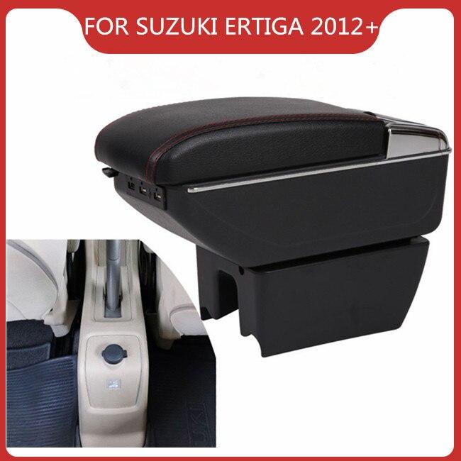 Купить автомобильный подлокотник для suzuki ertiga 2012 2019 автомобильные