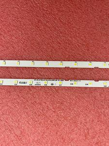 Image 4 - 2Pcs Led Backlight Strip Voor UE55NU7170U UE55NU7100 UE55NU7300 BN96 46033A 45913A BN61 15485A AOT_55_NU7300_NU7100 LM41 00566A
