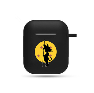 Japan anime Dragon ball Z Earphone case Earphone Protective Case Cosplay Headphone Case Unisex Airpods Bluetooth Headset Cover(China)