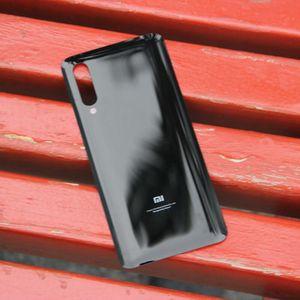 Image 3 - XiaoMi Cubierta trasera de batería de repuesto, Original, cristal para puerta de Xiaomi 9 MI9 M9 MI 9, carcasa trasera, funda protectora de teléfono
