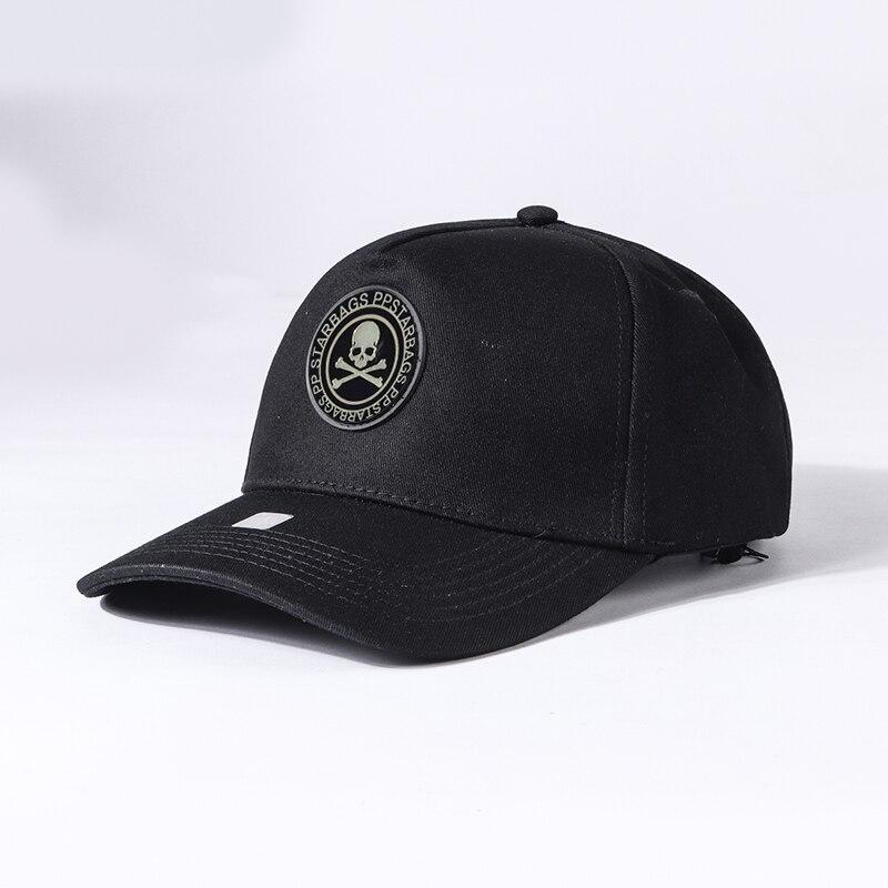 Звездная сумка pp оригинальный логотип черепа новая многофункциональная походная Спортивная шляпа Регулируемая Повседневная бейсбольная кепка для мужчин и женщин|Мужские бейсболки|   | АлиЭкспресс