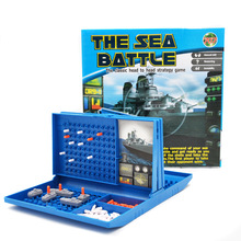 High-Quality Board-Game Battleships Family Kids Children Traditional Fun Combat Strategy