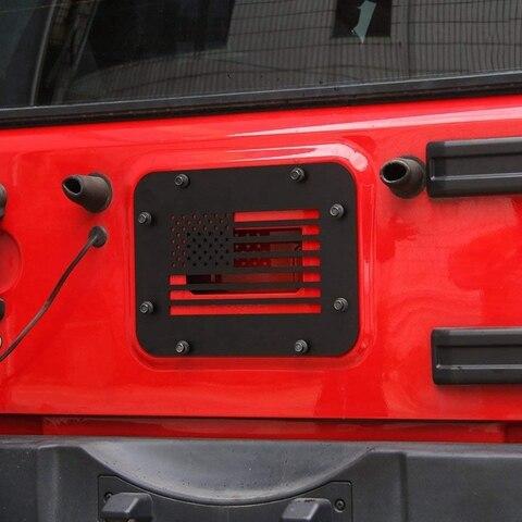 2007 2018 jeep wrangler jk ilimitado bandeira dos eua