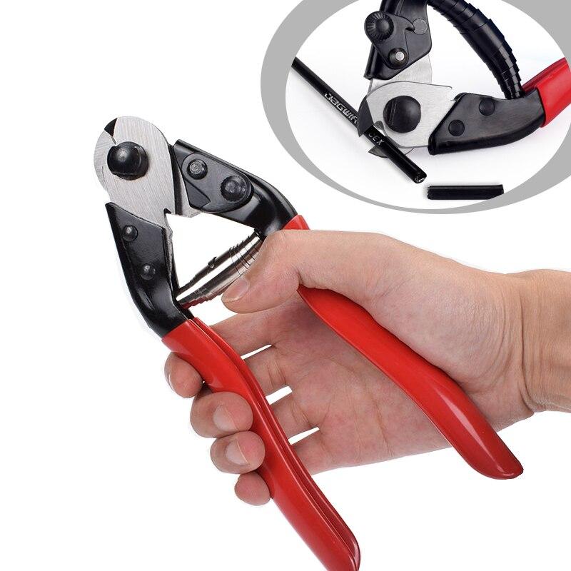 Инструмент для ремонта велосипедного кабеля Инструменты для ремонта тормозов для горного велосипеда трубные ножницы Внутренний сердечник для резки проволоки Аксессуары для велосипеда Инструменты для ремонта велосипедов      АлиЭкспресс