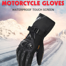 Motorcycle-Gloves Guantes Gant Touch-Screen SUOMY Winter Waterproof Men Keep-Warm