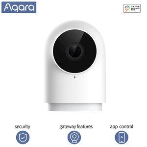 Умная камера Aqara G2 1080P с углом обзора 360 градусов, HD, Wi-Fi, инфракрасная камера ночного видения, видео камера, радионяня, умный дом