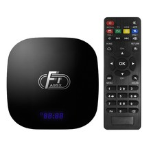 Smart Tv Box A95X F1 Android 8.1 Tv Box Amlogic S905W Set Top Box Remote Control Quad Core Vp9 H.265 2Gb/16Gb 2.4G Wifi Hd Box L(China)