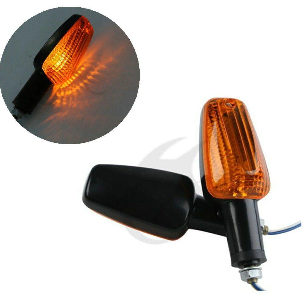 Motorcycle Clear/Orange/Smoke Turn Signal Indicator Light For HONDA HORNET 250 HORNET600 VTR250 CB600 CB1300SF CB 400