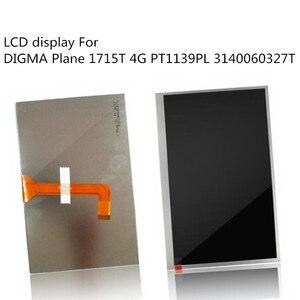 ЖК-дисплей внутренний экран для 10,1 дюймов DIGMA Plane 1715T 4G PT1139PL 3140060327T 235141 планшетный ПК запасные части