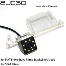 ZJCGO-cámara de visión nocturna para coche, vista trasera de coche, marcha atrás, aparcamiento, para FIAT Bravo Brava Ritmo Bravissimo Strada, SEAT Ritmo