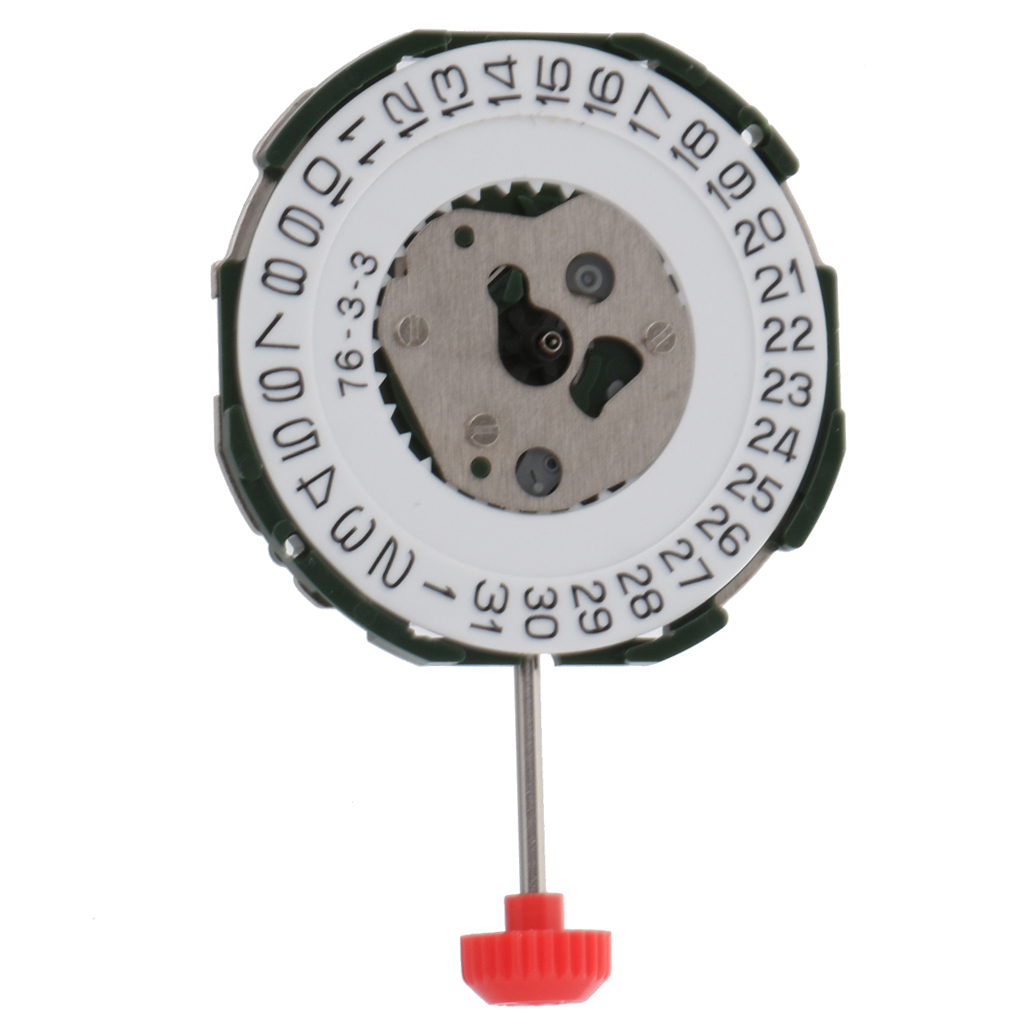 Repalcement Watch Movement With Date Battery Included Replace FOR MIYOTA 2035