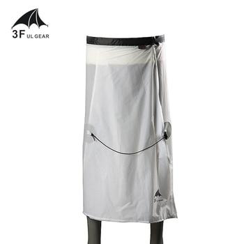 3F UL GEAR  Rain Skirt 15D Nylon  Outdoor Hiking Lightweight Waterproof 1