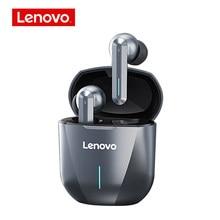 Lenovo XG01 Gaming Earbuds 50ms Low Latency TWS Bluetooth Earphone with Mic HiFi wireless headphones ipx5 waterproof Earbuds