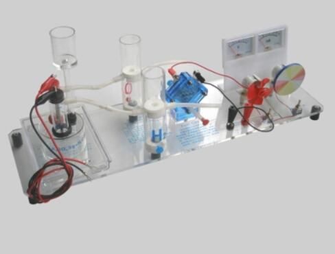 Demonstration Of Hydrogen Fuel Cell New Energy Generation Hydrogen Is Produced Chemically Teaching Experimental Instrument