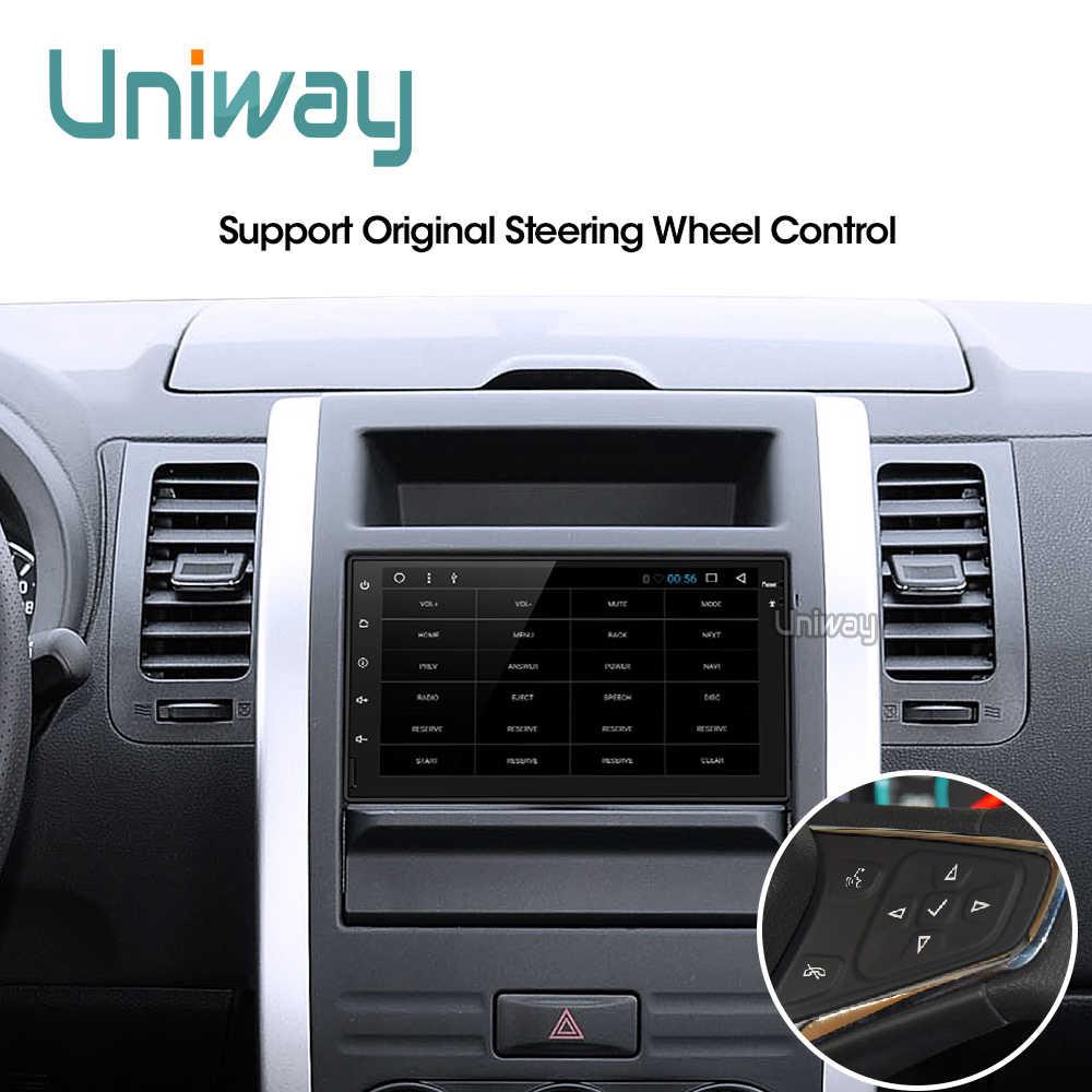 Thome Michel AWD7071 Octa core dvd del coche para nissan qashqai x-trail almera nota juke universal multimedia gps de navegación del coche jugador