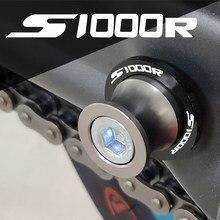 Для BMW S1000R 2014 2015 2016 2017 2018 2019 2020 Аксессуары для мотоциклов поворотные ручки, катушки, слайдеры, M8 стенд шурупы ползунок протектор