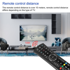 Image 2 - Entertainment Remote Control Audio Theater System Sound Wireless Replacement Receive TV Switch For Humax RM I08U HDR 1000S/1100