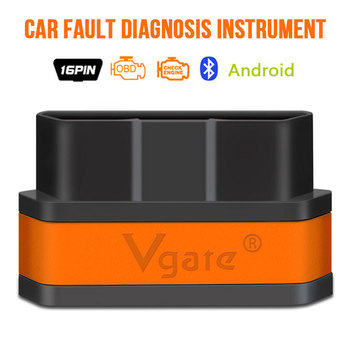 Vgate iCar2 ELM327 obd2 Bluetooth scanner elm 327 V2.1 obd 2 wifi icar 2 auto diagnostic scanner for android/PC/IOS code reader image