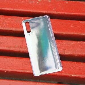 Image 5 - Xiao Mi Xiaomi Mi Original Glass Battery Rear Case For Xiaomi MI 9 Mi9 Xiaomi 9 Phone Battery Back Cover Backshell +Tool