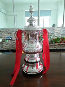 Trophy Cup Souvenirs Champions Challenge-Cup Soccer Association Football Award FA The