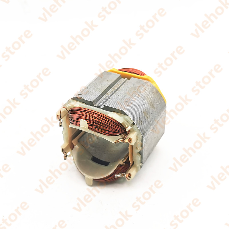 Stator Field replace For <font><b>BOSCH</b></font> GBH2-<font><b>28</b></font> GBH2-28D GBH2-28DFV GBH <font><b>2</b></font>-28D <font><b>2</b></font>-28DFV Rotary hammer Power Tool Accessories Electric tools image