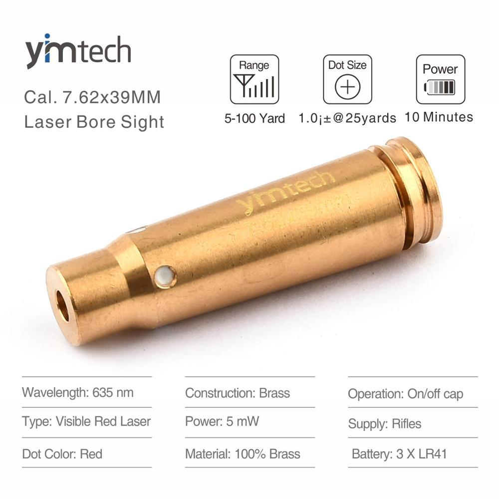 7 62x39mm mira laser bore sighter tatico red dot laser scope calibre rifle colimador boresight laser