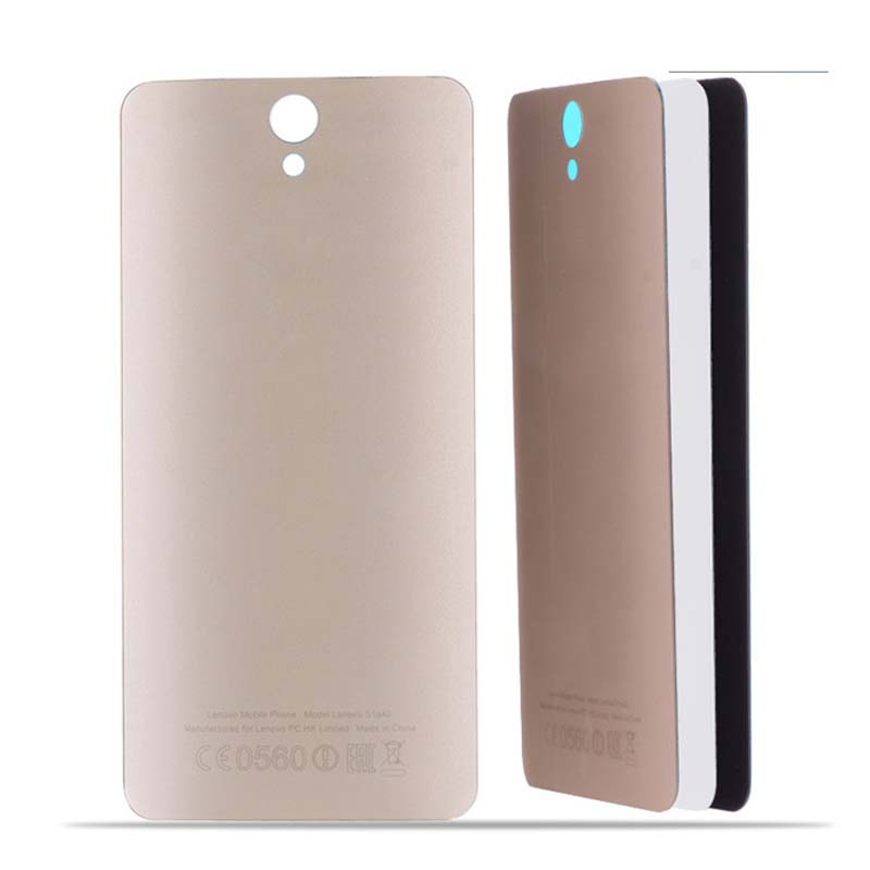 Dark Blue Golden White Original Rear Back  For Lenovo Vibe S1 A40 S1A40 Back Cover Battery Door S1 A40 S1a40 Replacement Parts