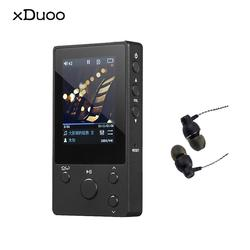 XDUOO NANO D3 Professional Lossless Music MP3 DSD256 24Bit/192K HD Five sections of EQ IPS screen 20hours of play (Have Coupon)