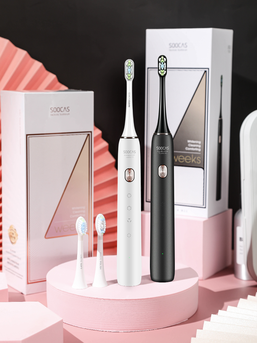 Electric Toothbrush Sonic Fast-Chargeable Soocas X3u Automatic Adult Waterproof USB Upgraded