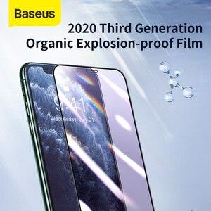 Image 2 - Baseus 0.25mm protecteur décran pour iPhone 11 Pro Max Protection de la vie privée couverture complète Film en verre trempé pour iPhone Xs Max Xr X