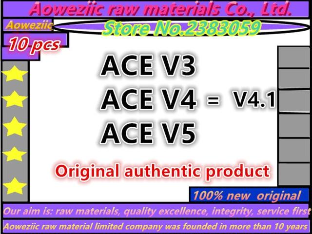 Aoweziic 100% original para X360 ACE V3 / ACE V4 / ACE V5 ACE V3 ACE V4, producto auténtico Original