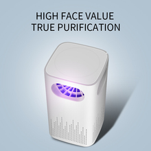 Air-Cleaner Ozone Filtration Uv-Air-Purifier Fresh Auto-Smoke-Formaldehyde Bedroom Home