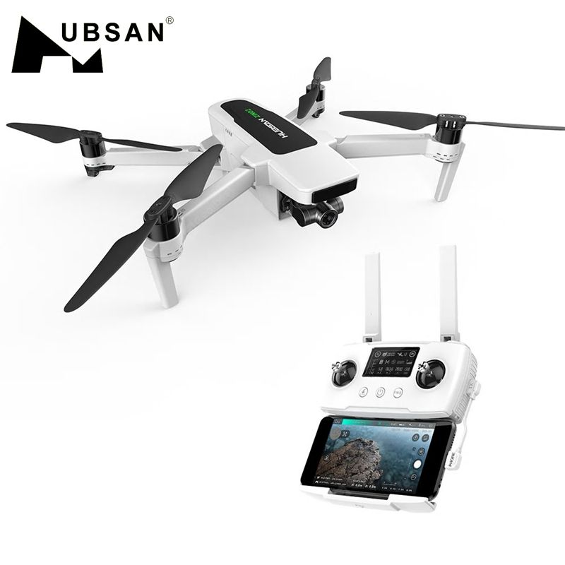 In stock Original Hubsan Zino 2 LEAS 2.0 Drone GPS 8KM 5G WiFi FPV with 4K 60fps UHD Camera 3-axis Gimbal RC Quadcopter Drones 1