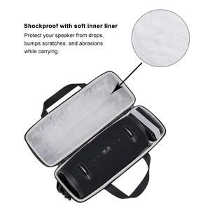Image 4 - New Protective EVA Carry Travel Case Shoulder Bag for JBL Xtreme 2 BT Speaker Portable Soft Case Waterproof Shockproof Bag