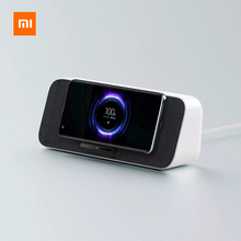 NEW Xiaomi 30W Wireless Charge Bluetooth Speaker For Mi 10 S20 iPhone 11 BT 5.0 Play Music with Fast Charging NFC support Mi AI